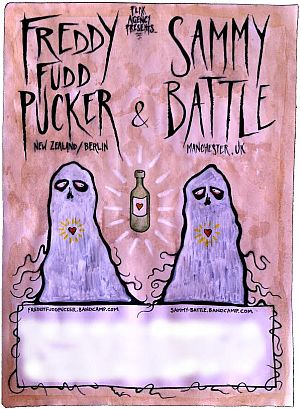 Freddy Fudd Pucker Sammy Battle Tour