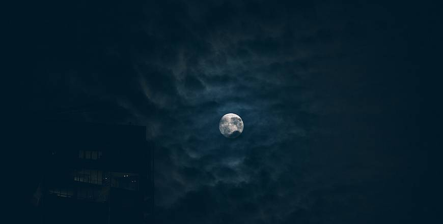 Moon (Photo by Gabriel Santiago)