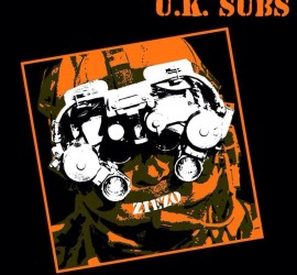 UK Subs Final Album